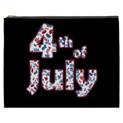 4th Of July Independence Day Cosmetic Bag (xxxl)