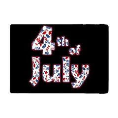 4th Of July Independence Day Apple Ipad Mini Flip Case