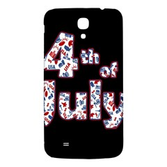 4th Of July Independence Day Samsung Galaxy Mega I9200 Hardshell Back Case