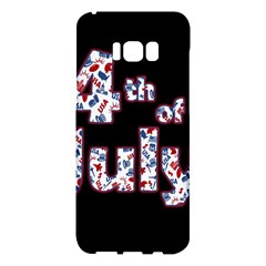 4th Of July Independence Day Samsung Galaxy S8 Plus Hardshell Case