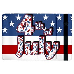 4th Of July Independence Day Ipad Air Flip