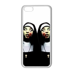 Horror Nuns Apple Iphone 5c Seamless Case (white)
