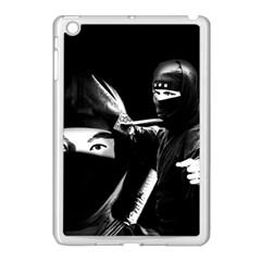 Ninja Apple Ipad Mini Case (white)