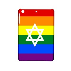 Gay Pride Israel Flag Ipad Mini 2 Hardshell Cases