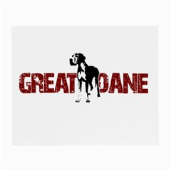 Great Dane Small Glasses Cloth