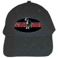 Great Dane Black Cap