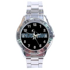 Great Dane Stainless Steel Analogue Watch