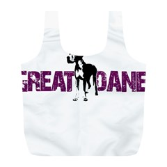 Great Dane Full Print Recycle Bags (l)