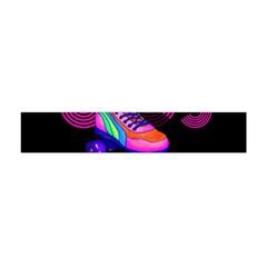 Roller Skater 80s Flano Scarf (mini)