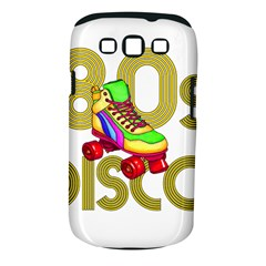 Roller Skater 80s Samsung Galaxy S Iii Classic Hardshell Case (pc+silicone)