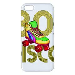 Roller Skater 80s Iphone 5s/ Se Premium Hardshell Case