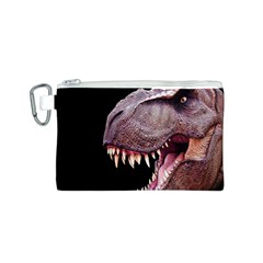 Dinosaurs T Rex Canvas Cosmetic Bag (s)
