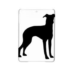 Italian Greyhound Silo Black Ipad Mini 2 Hardshell Cases