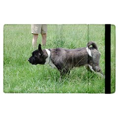 Akita Pointing Apple Ipad 3/4 Flip Case