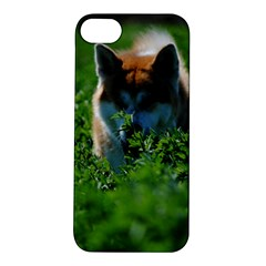 Akita In Field Apple Iphone 5s/ Se Hardshell Case