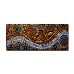 Aboriginal Traditional Pattern Cosmetic Storage Cases