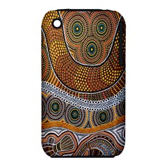 Aboriginal Traditional Pattern Iphone 3s/3gs