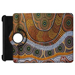 Aboriginal Traditional Pattern Kindle Fire Hd 7