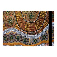 Aboriginal Traditional Pattern Apple Ipad Pro 10 5   Flip Case