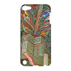 Traditional Korean Painted Paterns Apple Ipod Touch 5 Hardshell Case