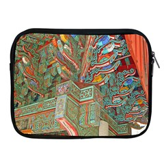 Traditional Korean Painted Paterns Apple Ipad 2/3/4 Zipper Cases