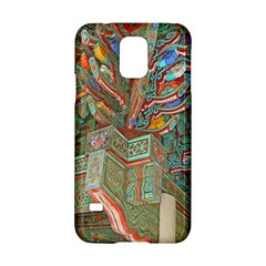 Traditional Korean Painted Paterns Samsung Galaxy S5 Hardshell Case
