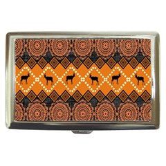 Traditiona  Patterns And African Patterns Cigarette Money Cases