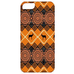 Traditiona  Patterns And African Patterns Apple Iphone 5 Classic Hardshell Case