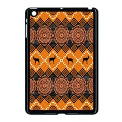 Traditiona  Patterns And African Patterns Apple Ipad Mini Case (black)