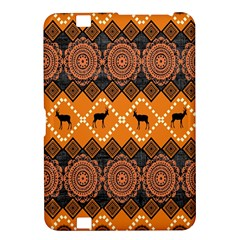 Traditiona  Patterns And African Patterns Kindle Fire Hd 8 9