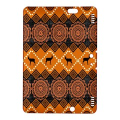 Traditiona  Patterns And African Patterns Kindle Fire Hdx 8 9  Hardshell Case