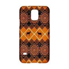 Traditiona  Patterns And African Patterns Samsung Galaxy S5 Hardshell Case