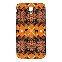 Traditiona  Patterns And African Patterns Samsung Galaxy Mega I9200 Hardshell Back Case