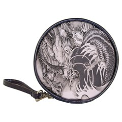 Chinese Dragon Tattoo Classic 20 Cd Wallets