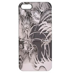 Chinese Dragon Tattoo Apple Iphone 5 Hardshell Case With Stand