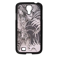 Chinese Dragon Tattoo Samsung Galaxy S4 I9500/ I9505 Case (black)