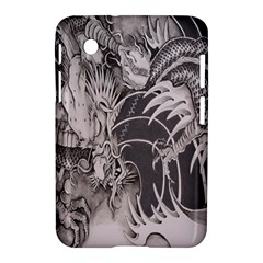 Chinese Dragon Tattoo Samsung Galaxy Tab 2 (7 ) P3100 Hardshell Case