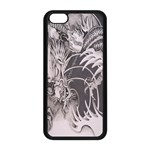 Chinese Dragon Tattoo Apple iPhone 5C Seamless Case (Black) Front