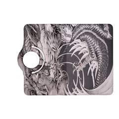 Chinese Dragon Tattoo Kindle Fire Hd (2013) Flip 360 Case