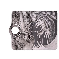 Chinese Dragon Tattoo Kindle Fire Hdx 8 9  Flip 360 Case