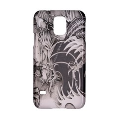 Chinese Dragon Tattoo Samsung Galaxy S5 Hardshell Case