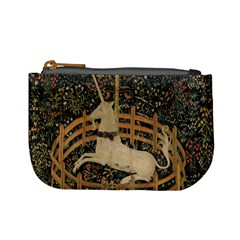 Unicorn Tapestry Coin Change Purse