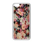 Japanese Ethnic Pattern Apple iPhone 5C Seamless Case (White) Front