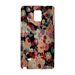 Japanese Ethnic Pattern Samsung Galaxy Note 4 Hardshell Case