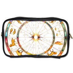 Zodiac  Institute Of Vedic Astrology Toiletries Bags 2 Side