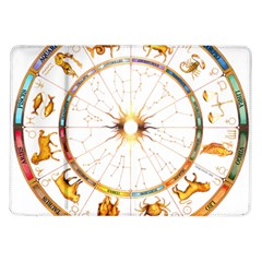 Zodiac  Institute Of Vedic Astrology Samsung Galaxy Tab 10 1  P7500 Flip Case