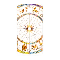 Zodiac  Institute Of Vedic Astrology Samsung Galaxy Alpha Hardshell Back Case