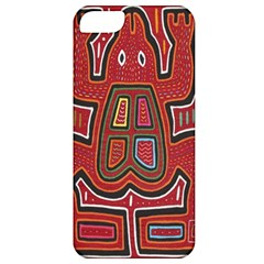 Frog Pattern Apple Iphone 5 Classic Hardshell Case
