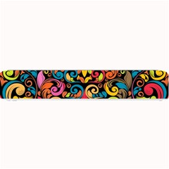 Art Traditional Pattern Small Bar Mats