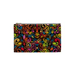 Art Traditional Pattern Cosmetic Bag (small)